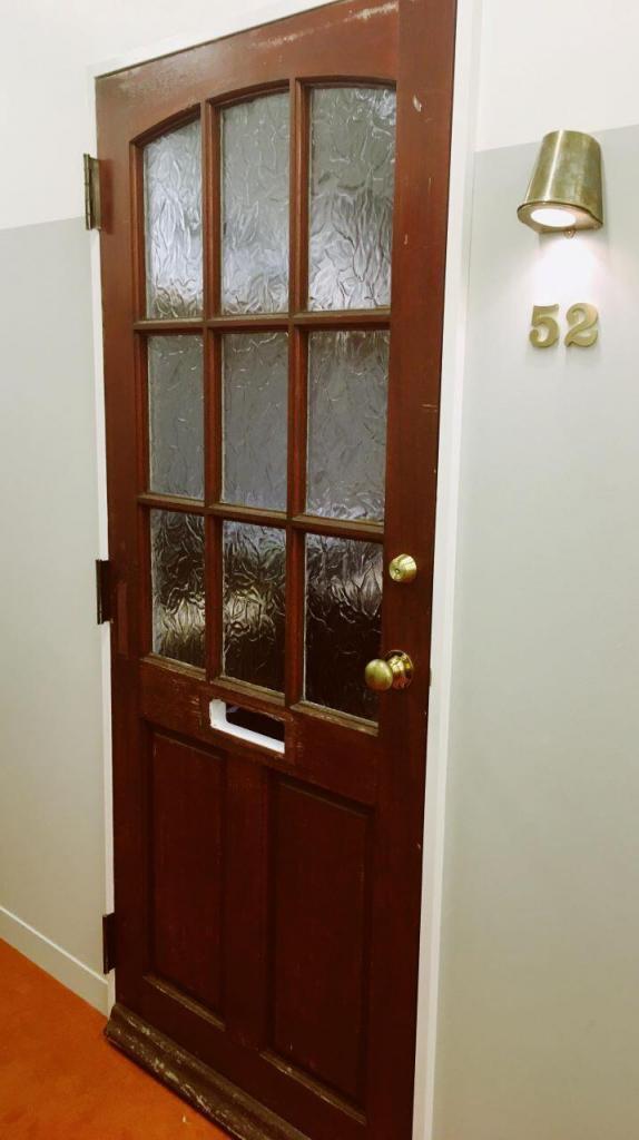vintaget door