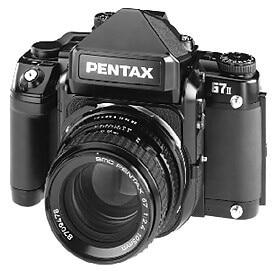 pentax67ii
