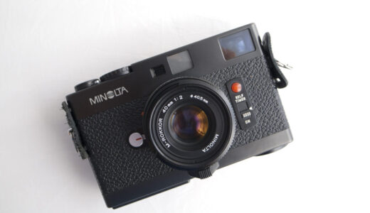 見た目も中身もほぼライカなのにかなりお手頃なフィルムカメラ、「Minolta CLE」について